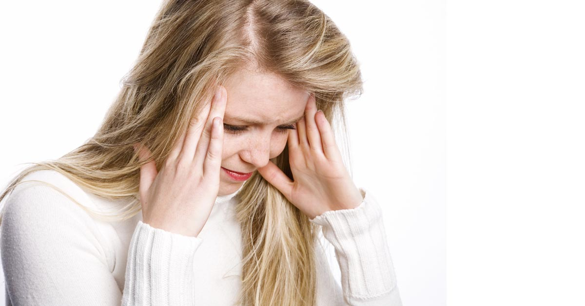 Prescott headache care by Weary Chiropractic Clinic